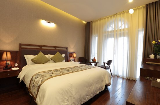 Sapa Legend Hotel & Spa: Deluxe Room
