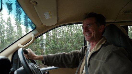 Durban Day Safaris: Paul, our Guide