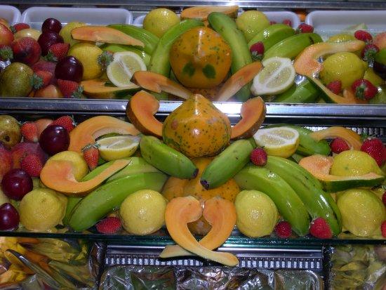 Guamasa, Spania: se mima la fruta