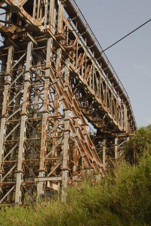 Phthiotis Region, Griechenland: Gorgopotamos bridge