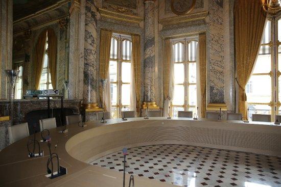 París, Francia: PARIS. Palais Royal. Le Conseil d'Etat.