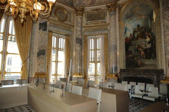 París, Francia: PARIS. Palais Royal. Le Coseil d'Etat