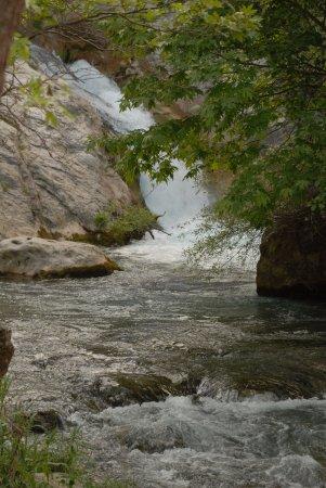 Phthiotis Region, Griechenland: Waterfalls