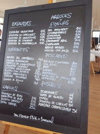 Burriana, Spanien: Carta 17.9.16