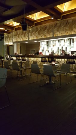 Minoa Palace Resort & Spa: Bar Thalassa