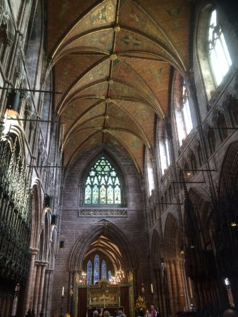 Chester Cathedral: cathedral 4
