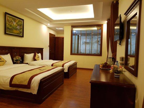 Khách Sạn Hà Thành Sapa