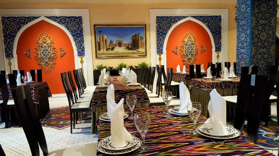 Sunny Isles Beach, Floryda: Dining room