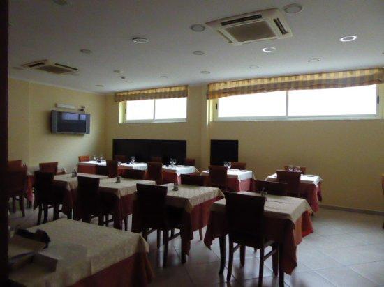 Hotel San Vincenzo: Speiseraum