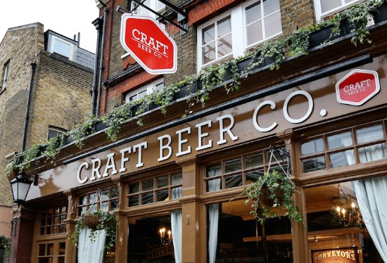 The Craft Beer Co - Islington