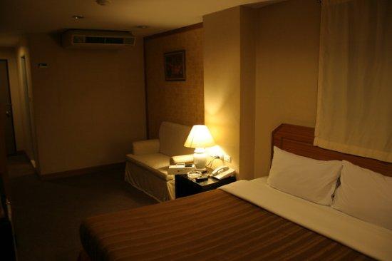 Unico Express Hotel: ダブルルーム