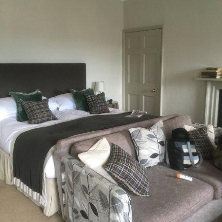 Queensberry Hotel: Room 17