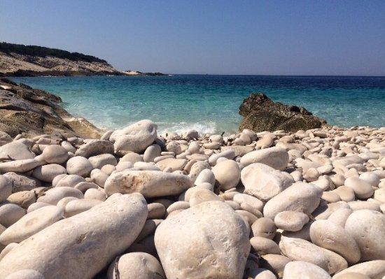 Vela Luka, Croatia: Proizd Island