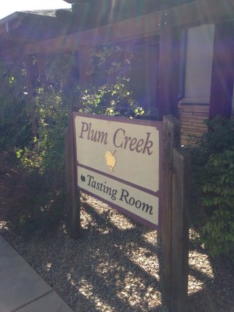 Palisade, CO: Plum Creek Winery