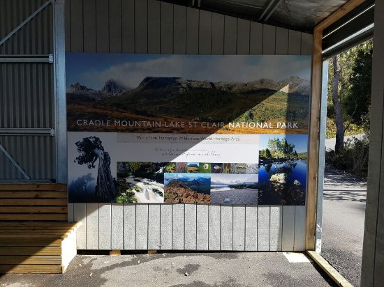 ‪Cradle Mountain Visitor Centre‬