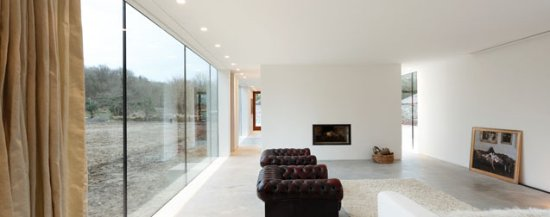 Ballymahon, Ιρλανδία: Gold House Living Area