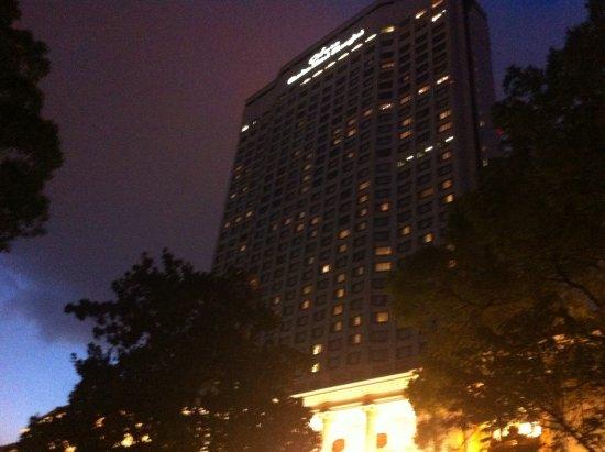 Okura Garden Hotel Shanghai: 外観