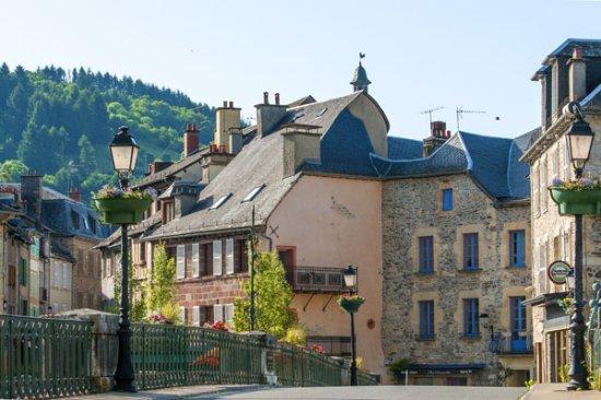 Saint Geniez d'Olt, France: Environnement