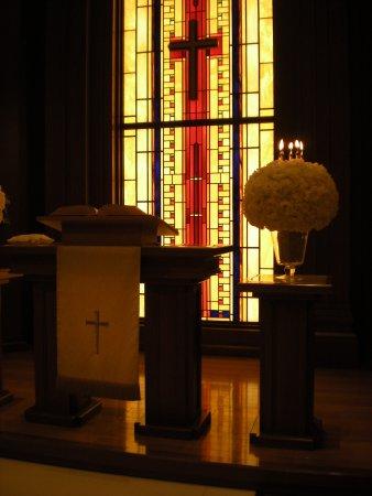 Imperial Hotel Tokyo: 帝国ホテル内のキリスト教式のチャペル
