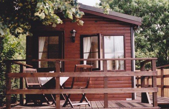 Sparkford, UK: Tingdene lodge for hire for long and short lets