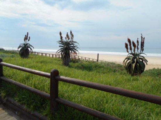 Jeffreys Bay, جنوب أفريقيا: Promenade
