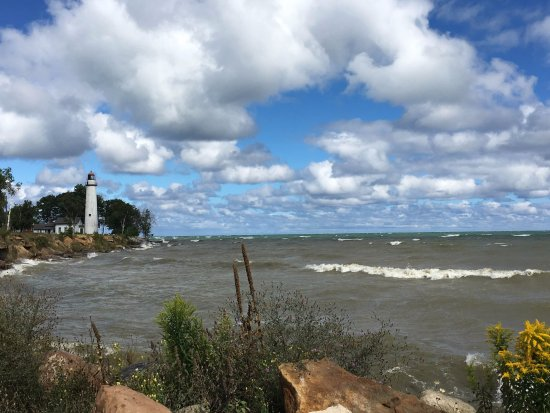 Port Hope, MI: Pt. Aux Barques Lighthouse