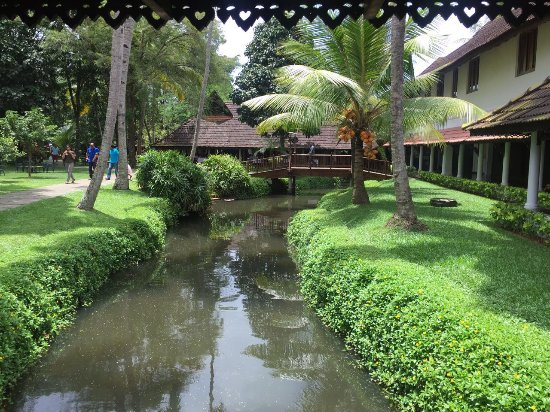 Stunning property overlooking the backwaters !!!