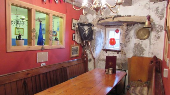 Portsoy, UK: Another room inside the Coffee Cove