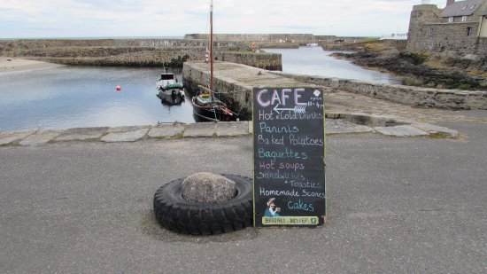 Portsoy, UK: Harbour