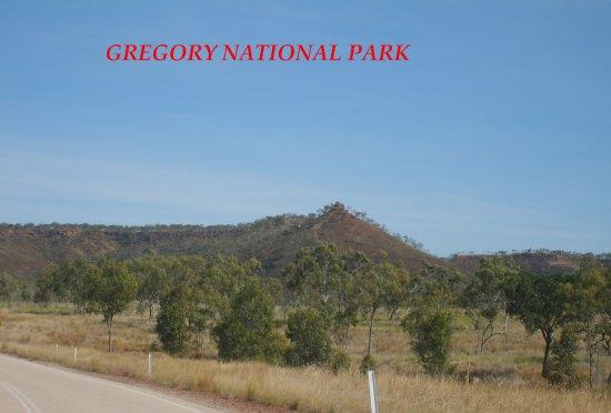 Victoria River, Australien: View Of Park