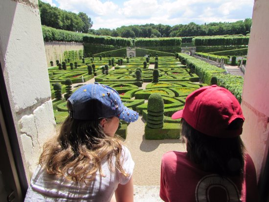 Loire Valley Retreat: Visit to nearby Villandry