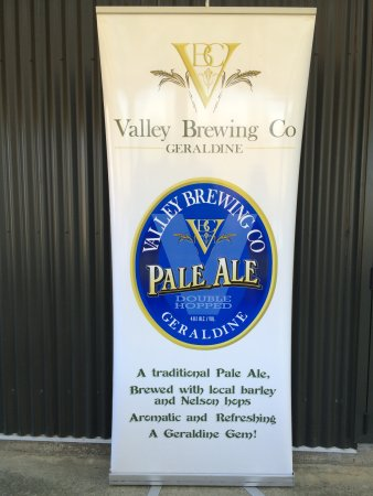 Valley Brewing Company: 地ビール