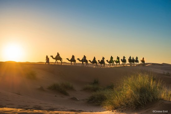 Enjoying Morocco Tours