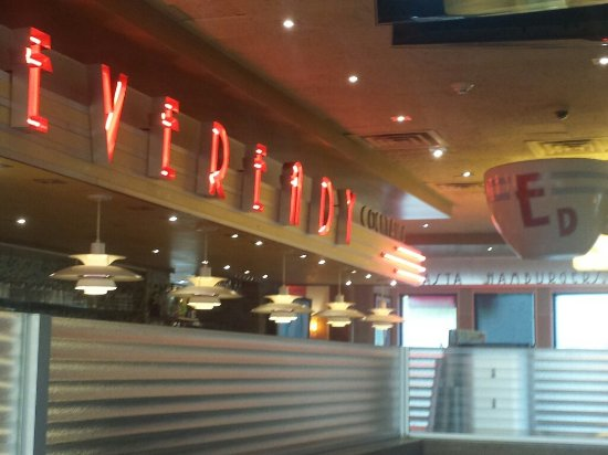 Brewster, estado de Nueva York: Eveready Diner