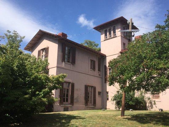 The Trenton City Museum at Ellarslie