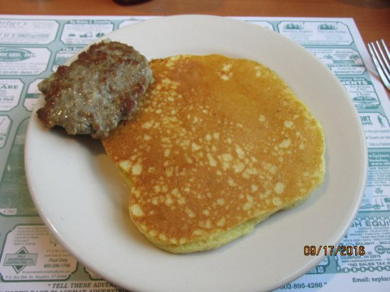 Hardwick, Вермонт: Breakfast