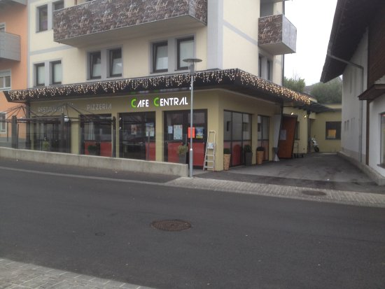 Weerberg, Áustria: Cafe Central
