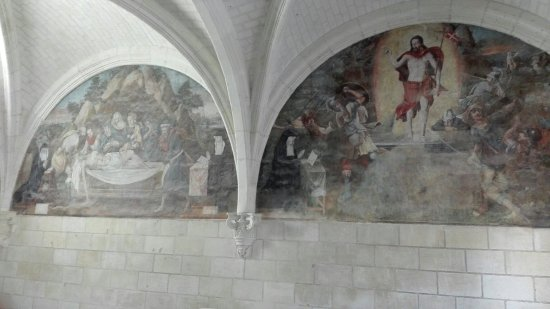 Fontevraud-l'Abbaye, Fransa: IMG_20160918_142710_large.jpg