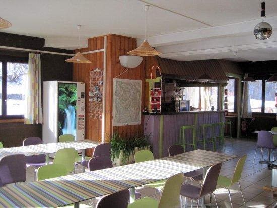 Pelvoux, France : Salle de bar