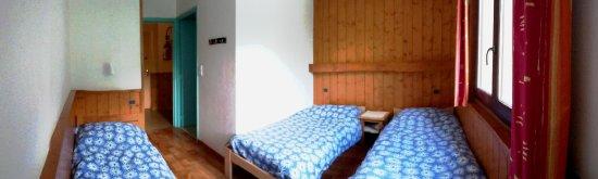 Pelvoux, France : Chambre triple
