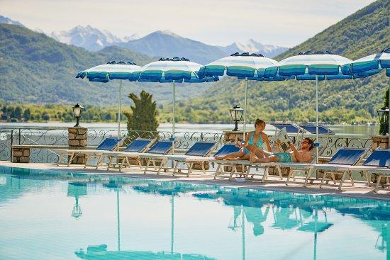 Cima, Italia: Relax Pool Parco San Marco