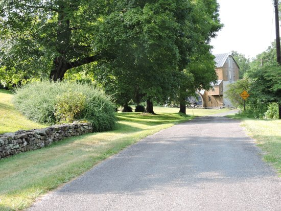 Raphine, VA: Our country lane