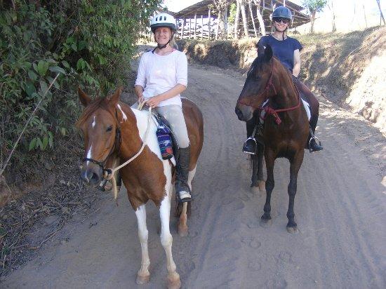 Santiago de Puriscal, Costa Rica: Fun at ESR.