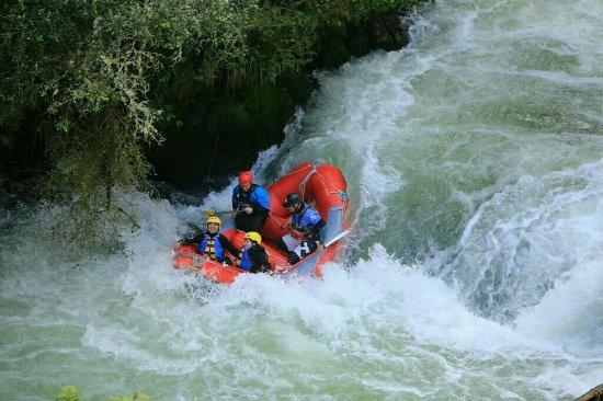 Okere Falls, نيوزيلندا: Simple ones