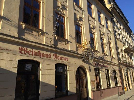 Weihnachtsessen In München.Weihnachtsessen Weinhaus Neuner München Reisebewertungen