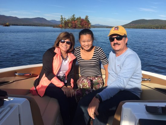 Holderness, NH: Fall Foliage Excursions