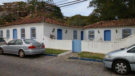 Buzios, RJ: Casas ao longo da Orla Bardot