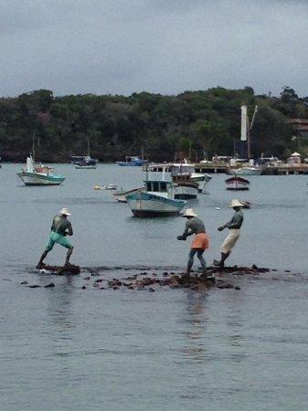 Buzios, RJ: Homenagem aos pescadores da região