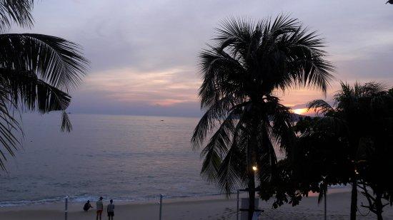 Pantai Tengah, Malezja: View