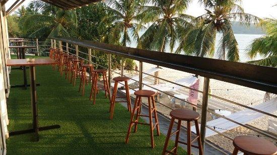 Pantai Tengah, Malezja: balcony